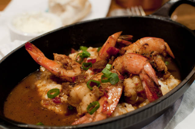 Shrimps in New Orleans - Best Time