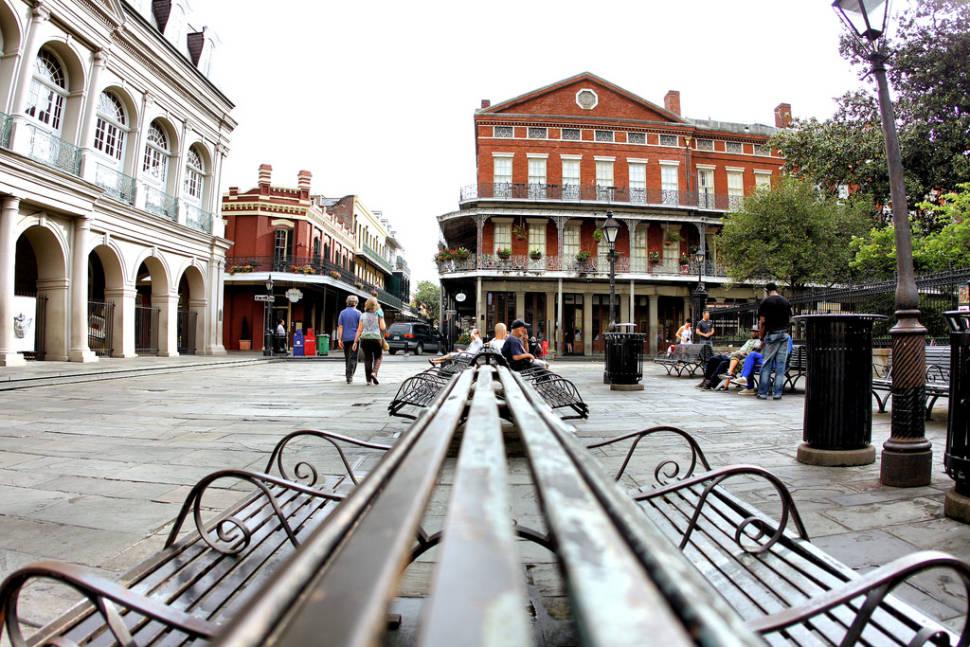 Spring in New Orleans - Best Season