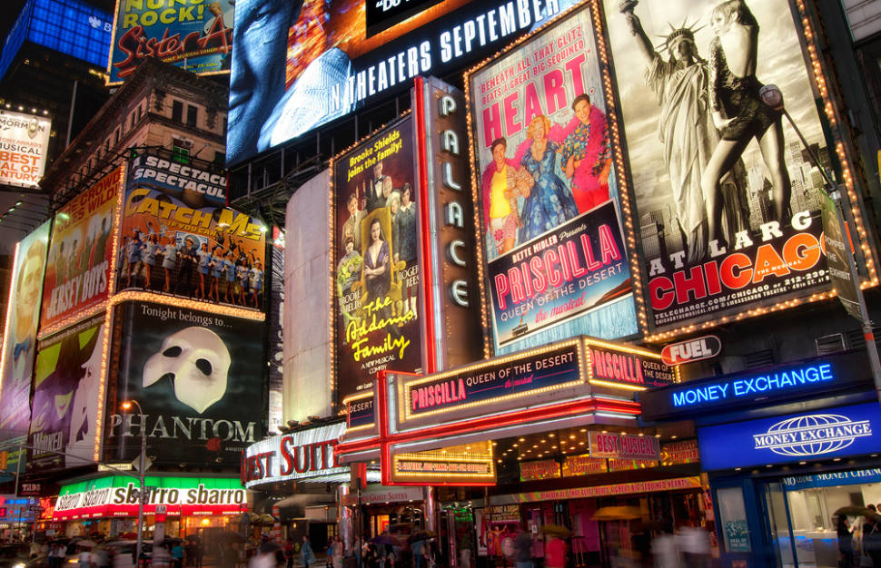 Broadway in New York - Best Time