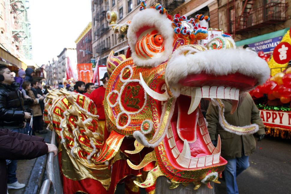Chinese New Year in New York - Best Season