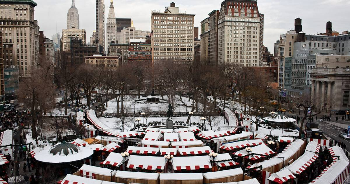 Christmas Markets 2019 In New York Dates Map
