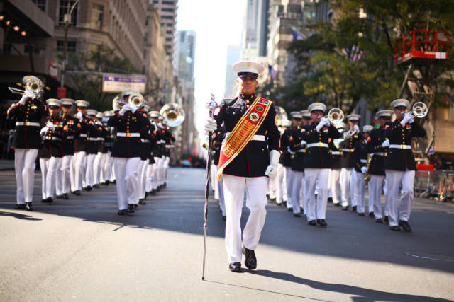Columbus Day Parade in New York - Best Season
