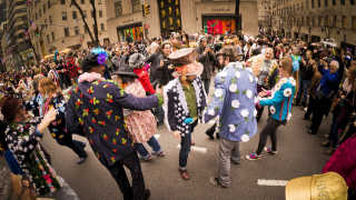 Easter Parade and Easter Bonnet Festival