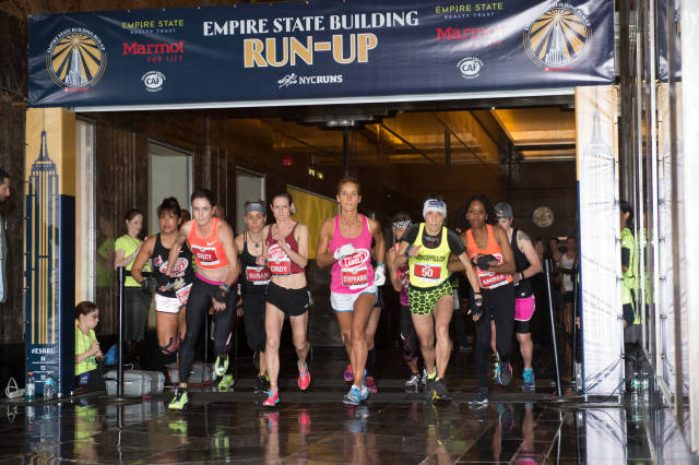 Empire State Building Run-Up in New York - Best Time