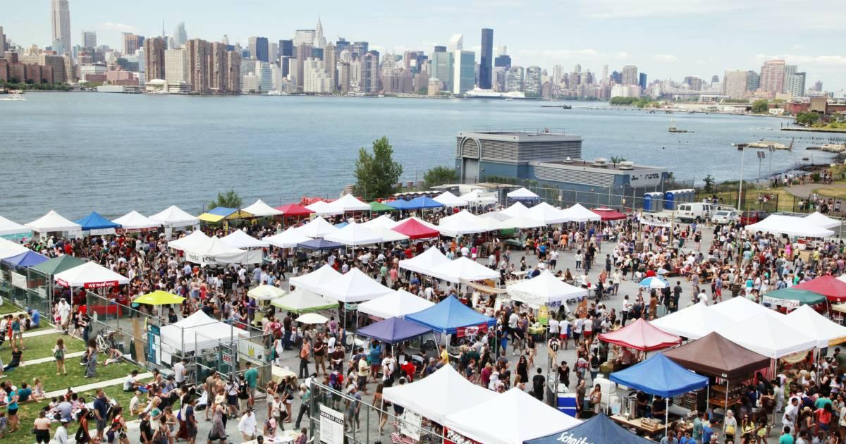 Flea Markets in New York - Best Time