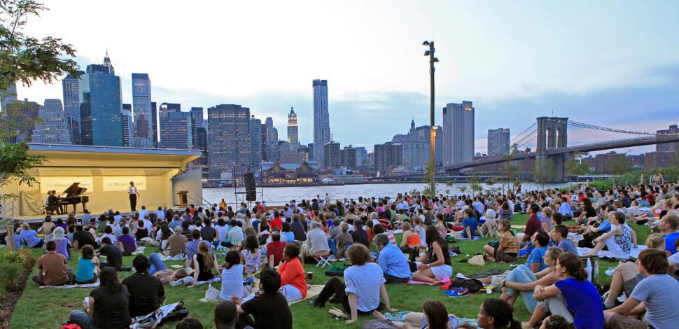 Metropolitan Opera in the Parks in New York - Best Season