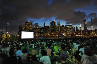 Open-Air Movie Nights