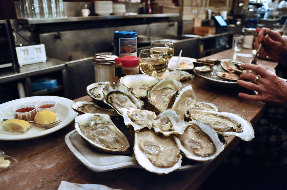 Oyster Season in New York - Best Time