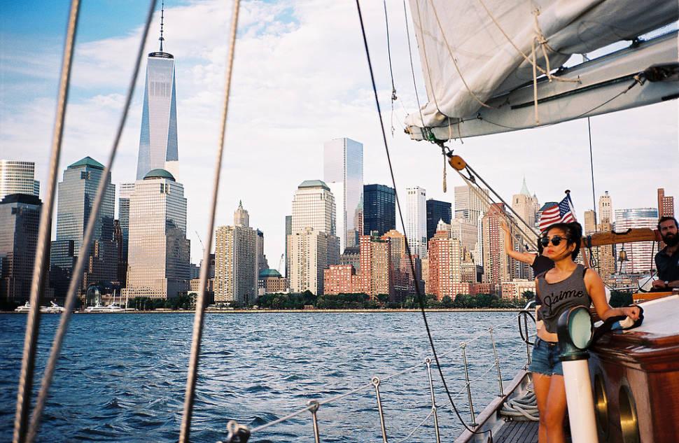 Sailing in New York - Best Season