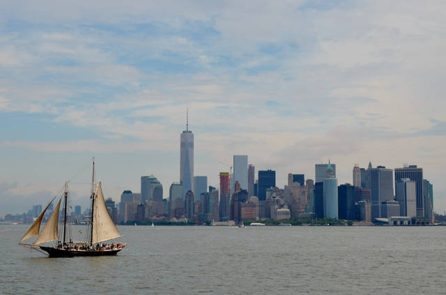 Best time for Sailing in New York