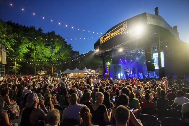 Summer Music Events in New York - Best Time