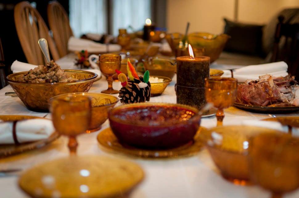 Thanksgiving Day Food in New York - Best Season