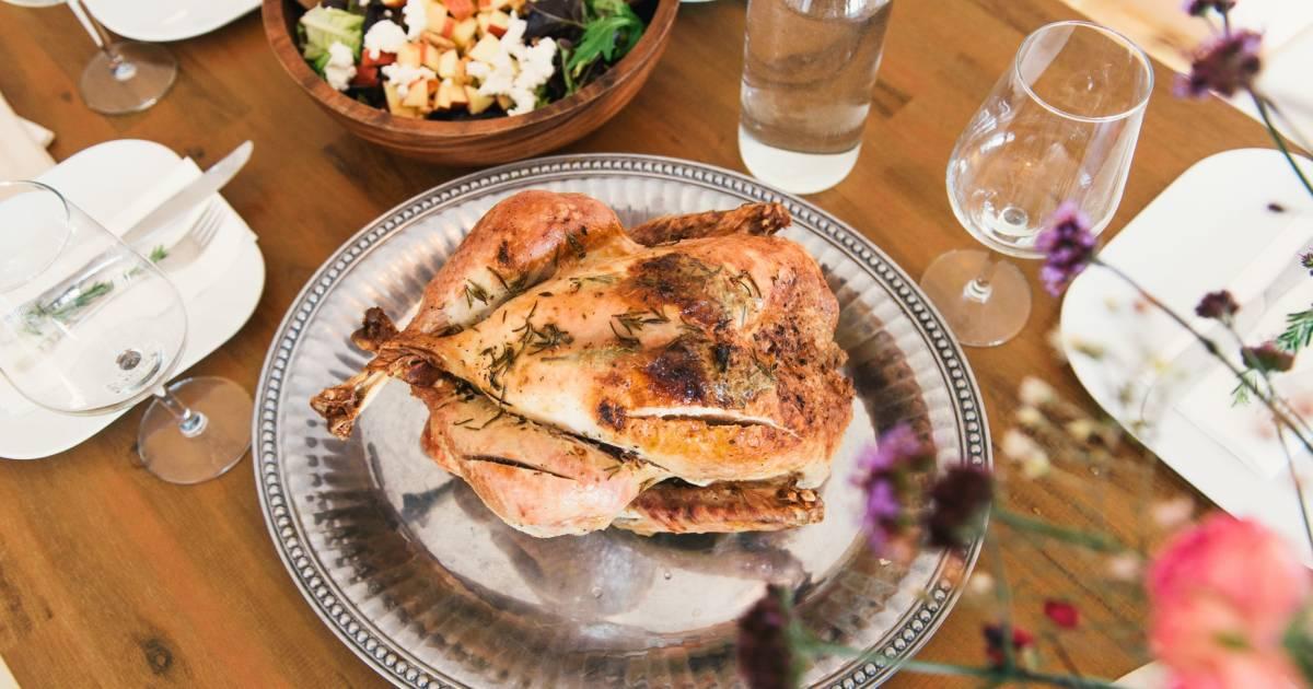Thanksgiving Day Food Season In New York 2019 Roveme