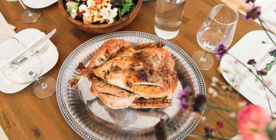 Thanksgiving Day Food in New York - Best Time