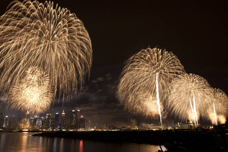 4th of July Fireworks & Parade in New York - Best Season