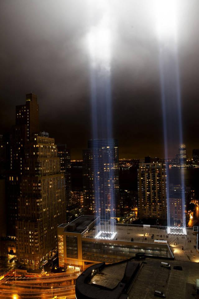 Tribute in Light in New York - Best Season