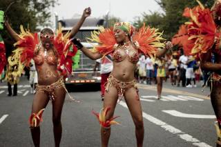 West Indian or Labour Day Parade