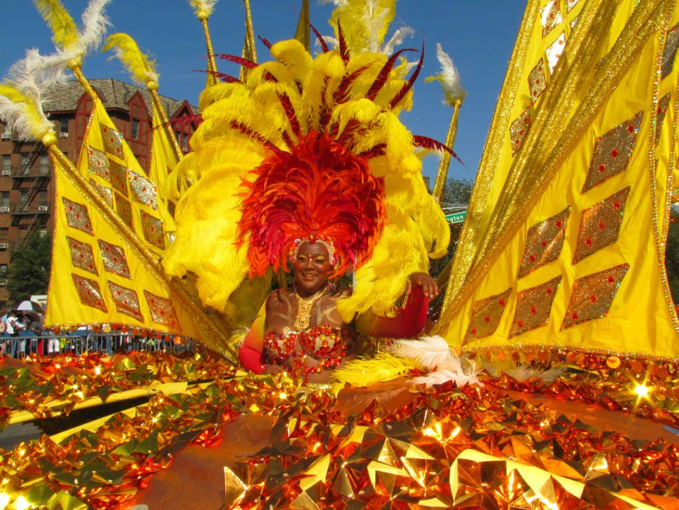 West Indian or Labour Day Parade in New York - Best Season