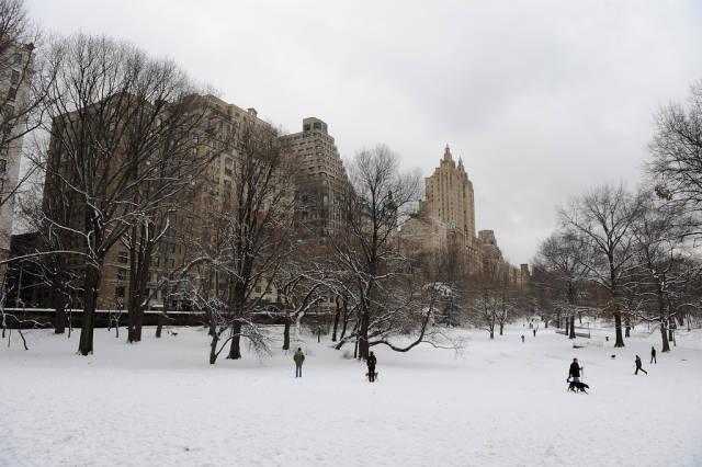 Winter in New York - Best Season