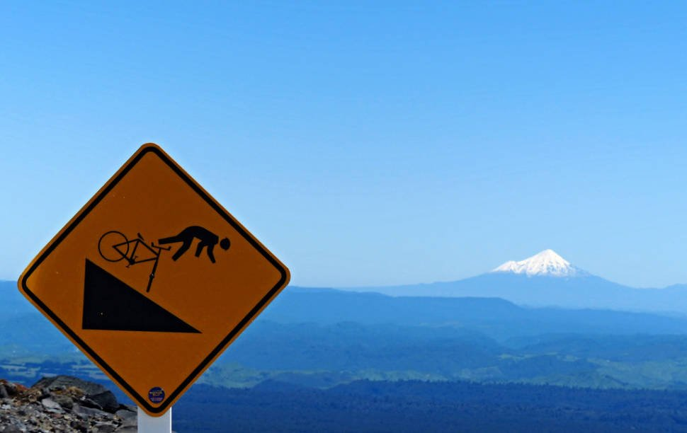 Best time to see Biking in New Zealand