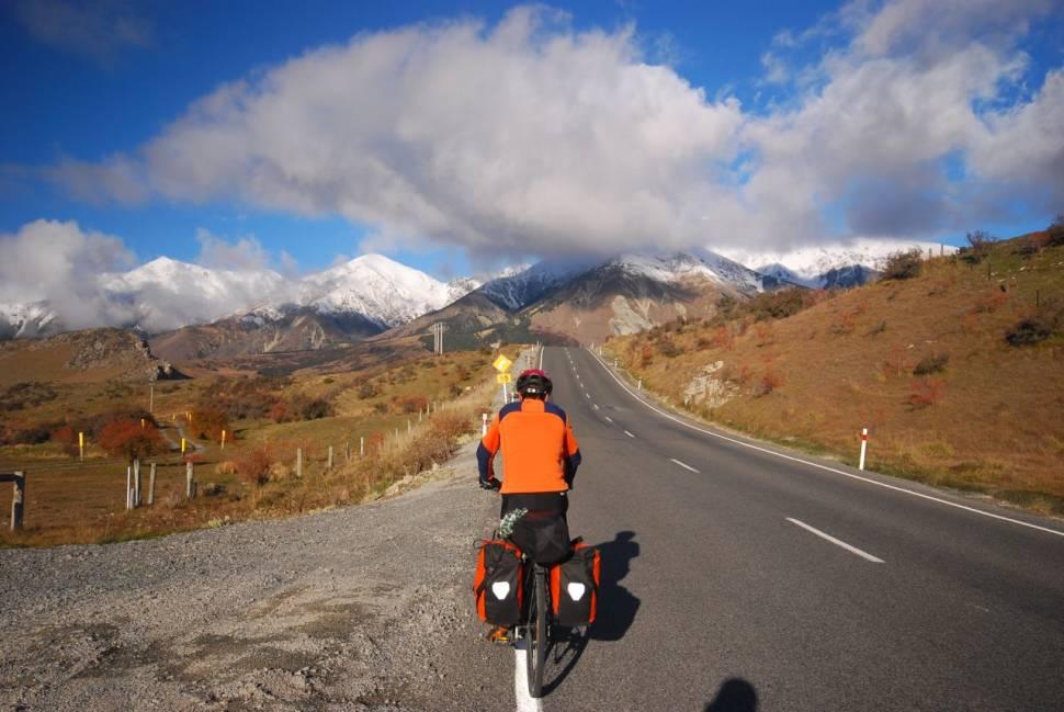Biking in New Zealand - Best Time