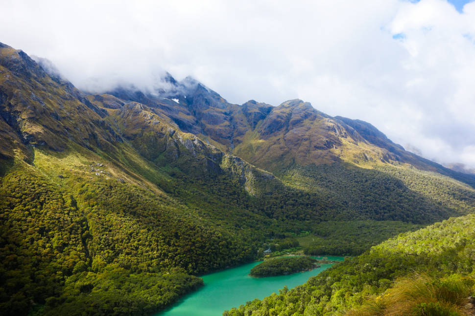 Blue Lake in New Zealand - Best Time