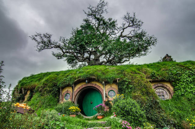 Hobbiton in New Zealand - Best Time