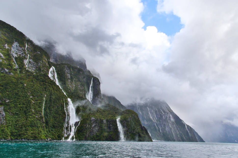 Milford Sound in New Zealand - Best Time