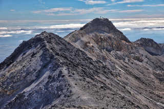 Mt Ruapehu Crater Climb