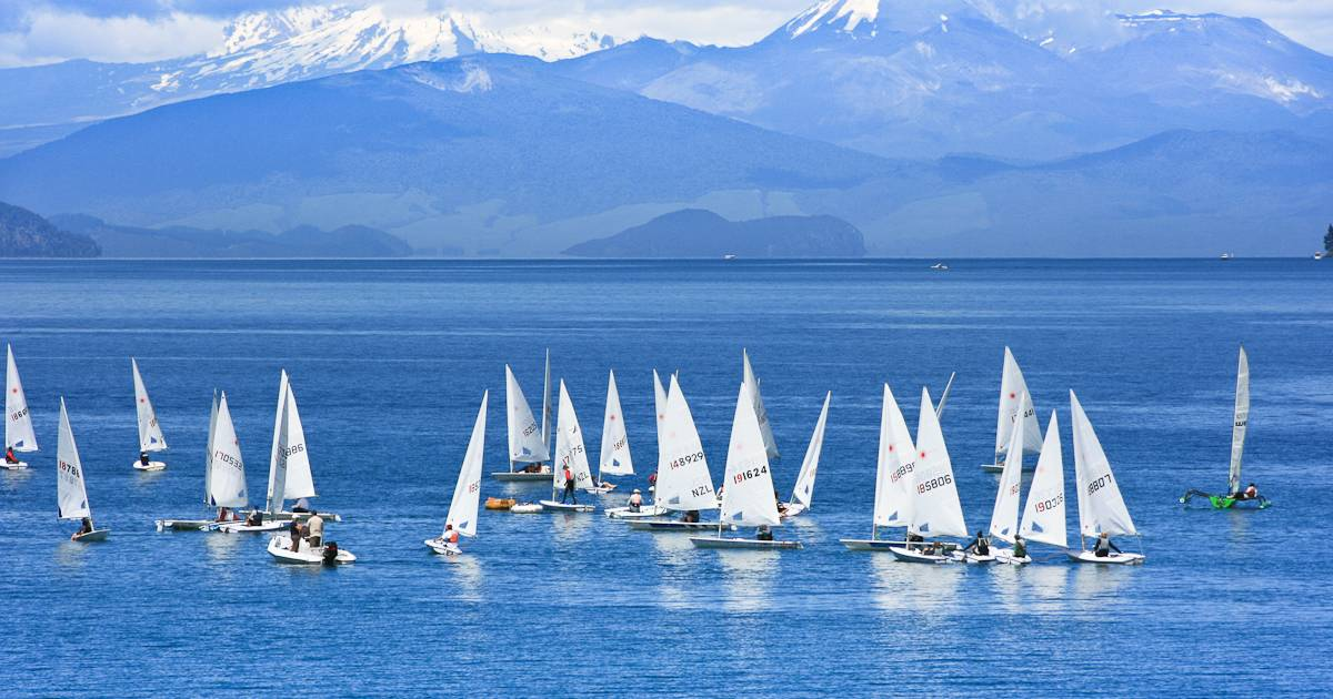 Sailing in New Zealand - Best Time