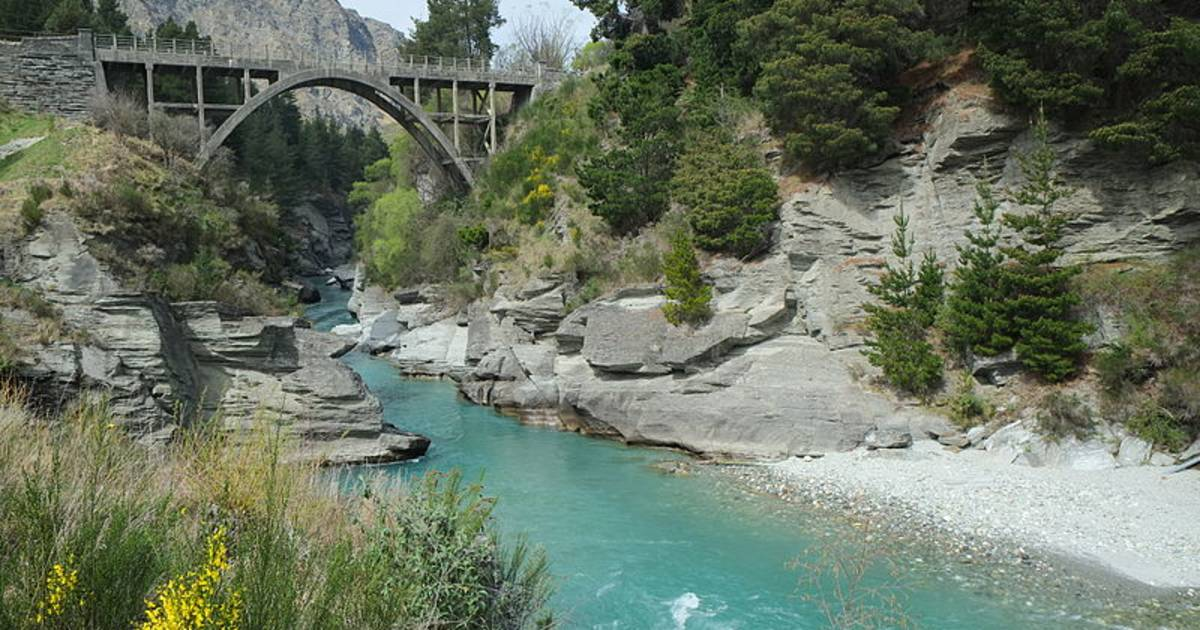 Shotover Canyon in New Zealand - Best Time