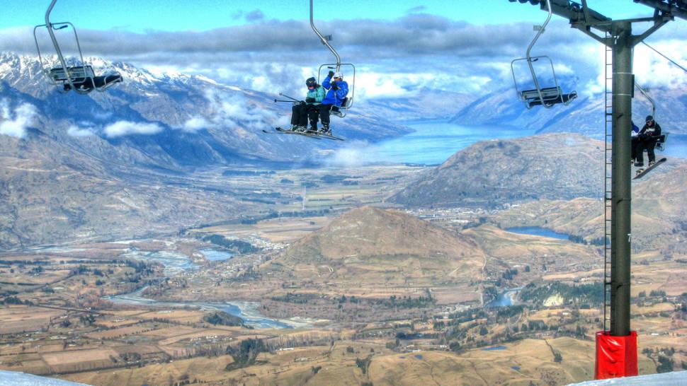 Skiing in New Zealand - Best Season