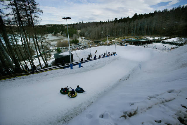 Best time for Snow Tubing in New Zealand
