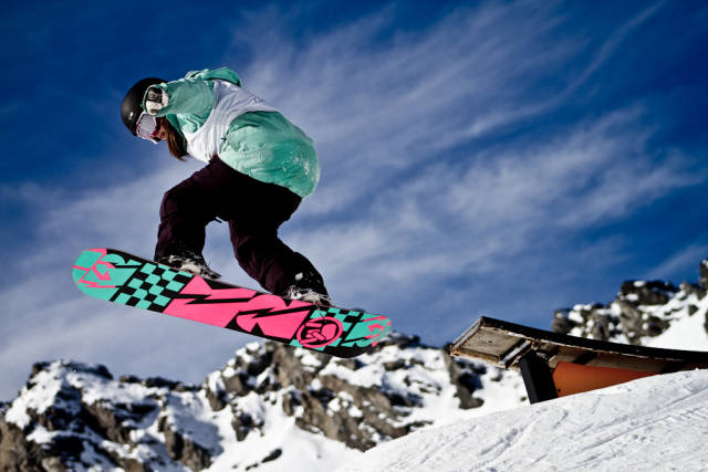 Snowboarding in New Zealand - Best Time