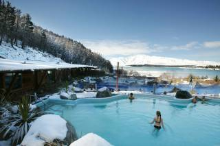Tekapo Springs Hot Pools