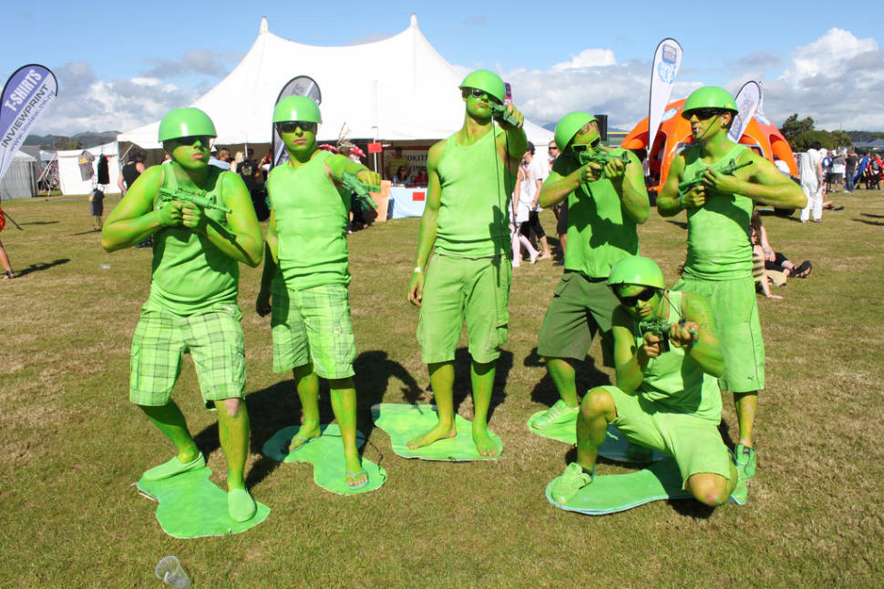 Best time to see Hokitika Wildfoods Festival in New Zealand