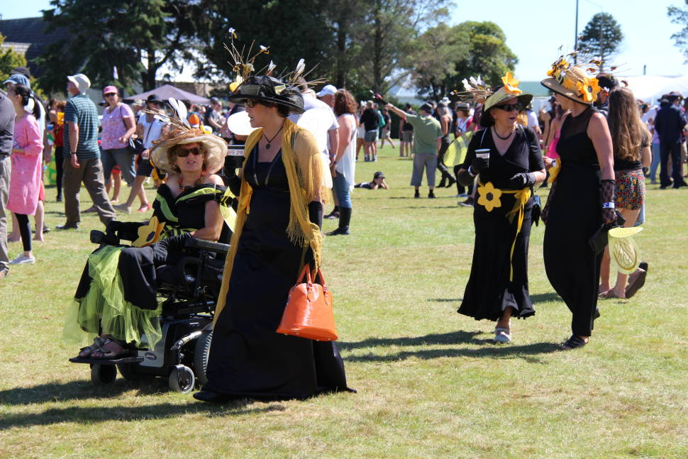 Best time for Hokitika Wildfoods Festival in New Zealand