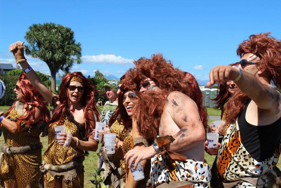 Hokitika Wildfoods Festival in New Zealand - Best Season