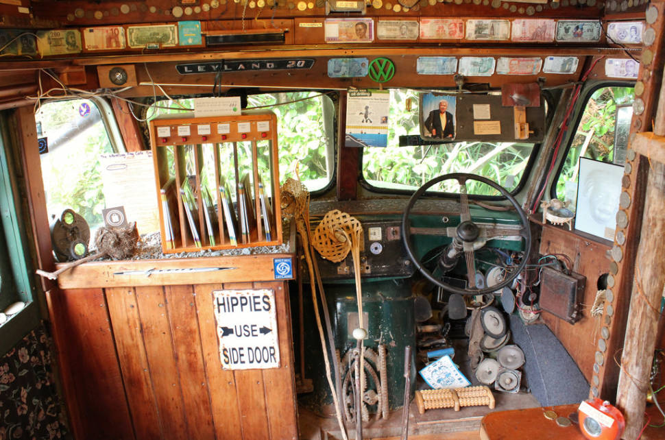Best time for The Lost Gypsy Gallery Bus in New Zealand