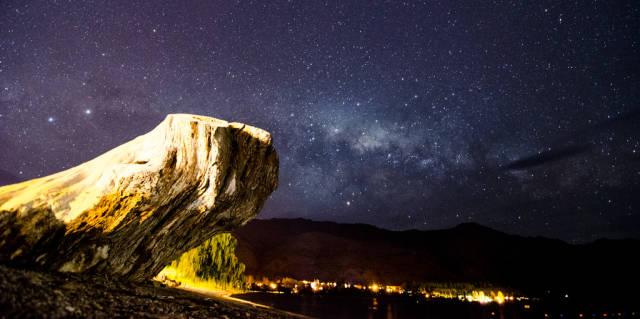 The Milky Way in New Zealand - Best Season