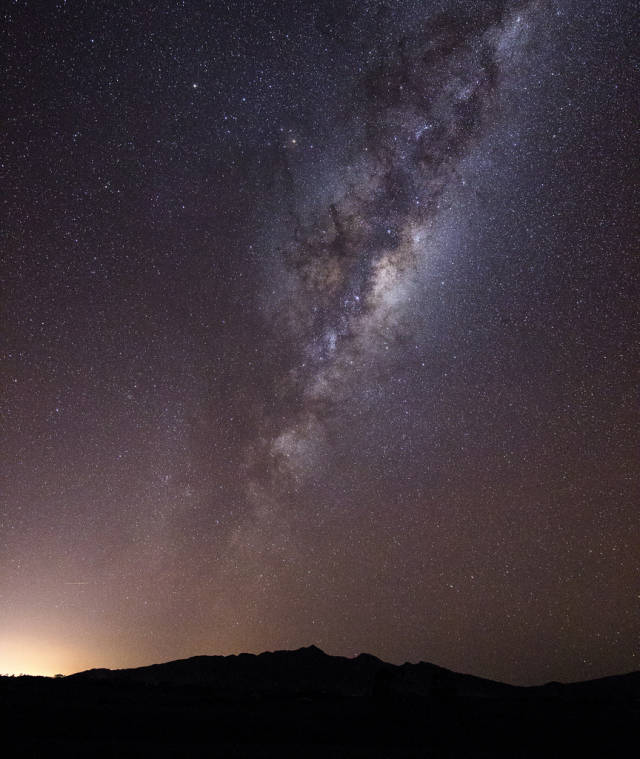 Best time for The Milky Way in New Zealand