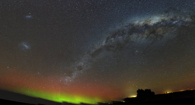 The Milky Way in New Zealand - Best Time