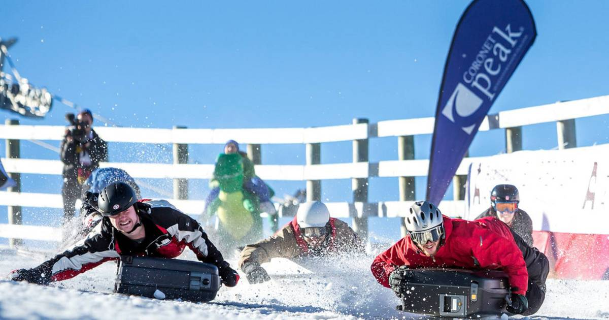 The Queenstown Winter Festival in New Zealand - Best Time