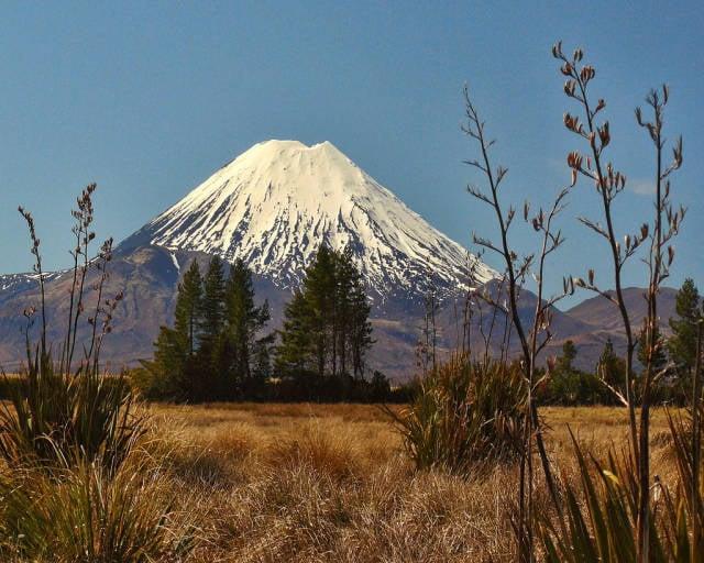 Tongariro Alpine Crossing in New Zealand - Best Time