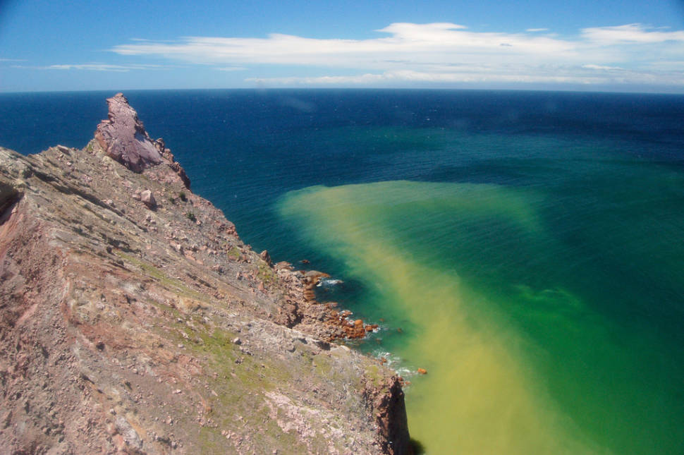 Best time for White Island Tour in New Zealand