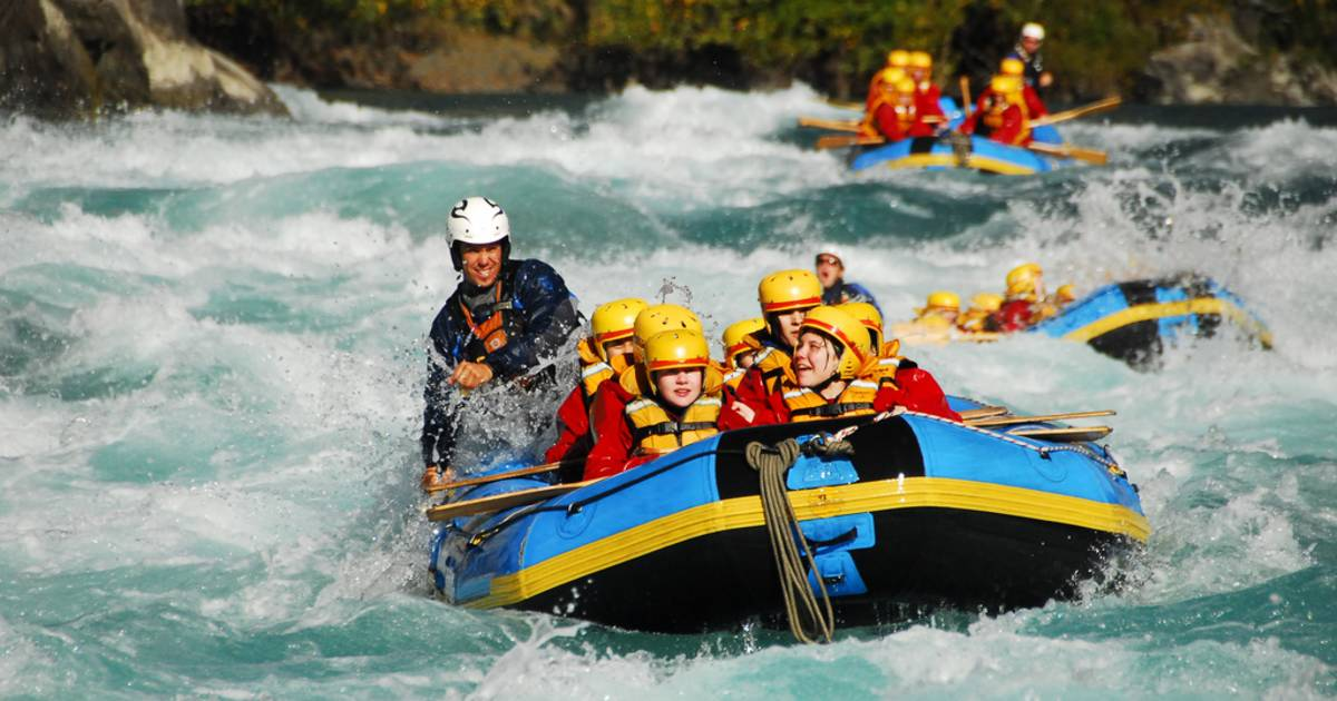 White Water Rafting in New Zealand - Best Time
