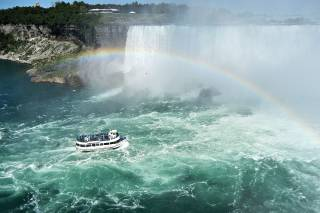 Maid of the Mist Boat Rides