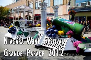 Niagara Grape & Wine Festival