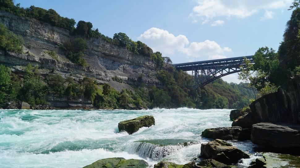 White Water Walk in Niagara Falls - Best Season