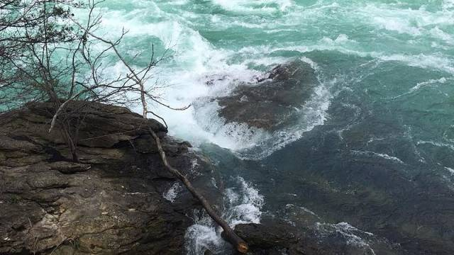 Best time for White Water Walk in Niagara Falls